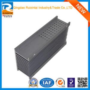 O alumínio maquinado CNC do aquecedor do circuito de refrigeração