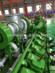 1000kw 천연 가스 엔진 발전기 세트