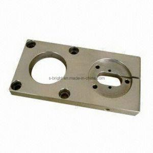 De aangepaste Rode Geanodiseerde Knoppen van de Verschuiving van het Aluminium Al6061 CNC Machinaal bewerkte (F-097)
