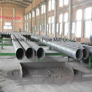 SSAW gewundenes Stahlrohr, Rohr des großen Durchmesser-SSAW, API-Rohr