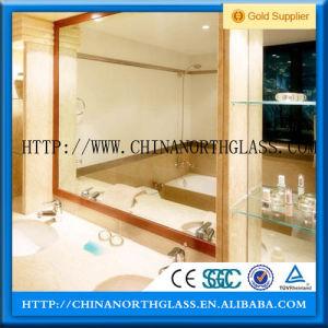 Hot Sale 1.8-6mm Silver / verre miroir en aluminium