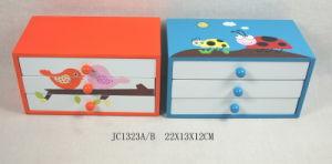 Fr71 ASTM Kids cadeaux promotionnels Cadre Photo en bois
