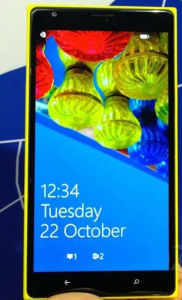 Hete Verkopende Mobiele Telefoon Nk1520, 3G de Slimme Telefoon van Vensters, de Telefoon van de Cel Lumia