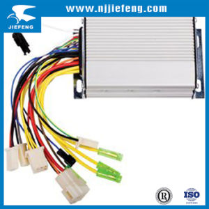 LCD programable baratos e-bici Motor eléctrico DC sin escobillas Sine-Wave Controller