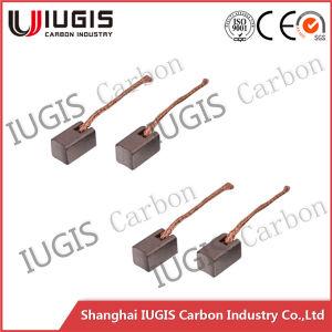 Electric Motor DC, usa el cepillo de carbono