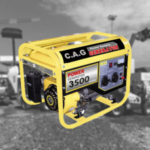de Draagbare Generator van de Benzine 2.5kVA/2.8kVA/3.0kVA/3.5kVA 110/220V 50Hz/60Hz/van de Benzine