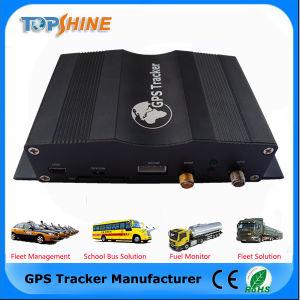 Rastreador GPS do Sensor de Combustível de RFID de suporte local de Duas Vias
