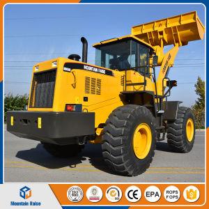 De Chinese Hydraulische Lader van het Wiel van de Bedieningshendel 5t RC Zl50