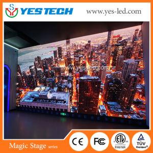 P5 рекламы полноцветный светодиодный дисплей крытый и открытый
