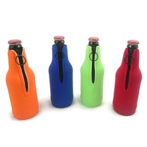 Mode Impression Heat-Transfer Refroidisseur de bouteille de bière unique en néoprène
