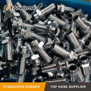 Montaggio di tubo flessibile girante idraulico dell'acciaio inossidabile
