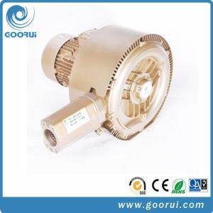 Fase de doble canal de alta presión Ventilador de la máquina de grabado y tallado de madera