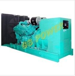 810kVA/648kw Generadores Diesel Cummins