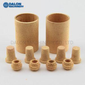 Disque de disque poreux fritté cylindre laiton Bronze filtre conique