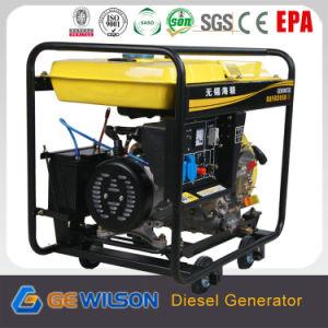 5.5kw diesel Open Frame Genertor
