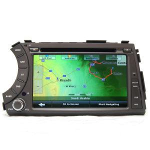 Double DIN Multimedia DVD GPS Ssangyong Kyron Actyon