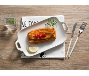 كبيرة حجم خزفيّة حصة صينية [متّ] [مولتي-كلور] منتج حجريّ أداة مائدة