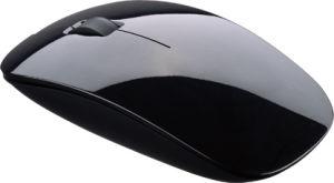 Плоский беспроводной технологией Bluetooth коснитесь кнопки мыши (OM-104)