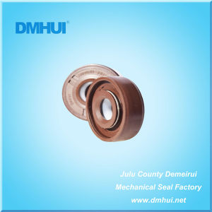 Tipo gomma della guarnizione di Dmhui 10*27*8.5mm Simrit Hlps di Viton/FKM+PTFE usata per la pompa idraulica/motore