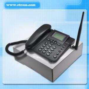 1 GSM FWT/GSM van de Kaart SIM bevestigde Draadloze Telefoon Telephone/GSM Fwp (Bidirectionele SMS)