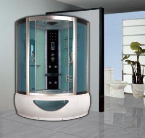 Baño con ducha / cabina de ducha (HT-111)