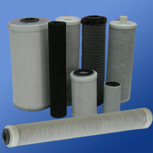 Carbon-Block-Filtereinsatz (CTO)