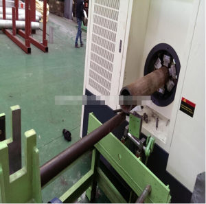 Tubo de Control Numérico de alta velocidad de corte y biselado de la máquina (CNP-320)