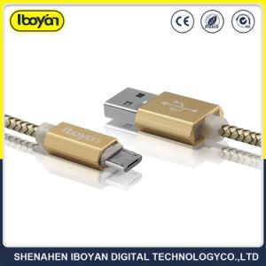 マイクロ5pin USBデータ充満ケーブルへの高品質の携帯電話USB 2.0