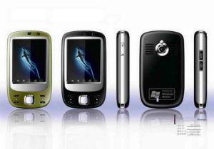 Intelligenter Handy mit Windows CE-System und Wifi (PTS168)