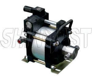 Les essais hydrauliques (GD40) de la pompe