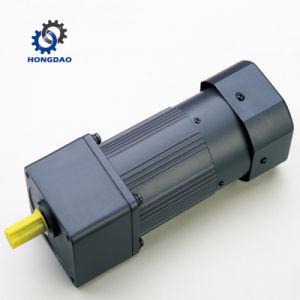 60W 110V 220V AC freno motor para maquinaria de embalaje -E