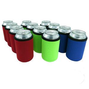 Protección de neopreno de moda bolso del refrigerador funda de botella pueden Titular (RN001)