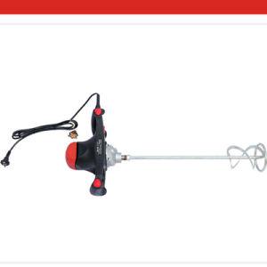 1300W 650r/min inserte el acoplamiento roscado pintura Mini Eléctrico/cemento/hormigonera