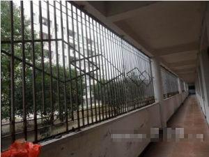 卸し売り及び低価格の黒色火薬は鋼鉄によって使用されたアルミニウム庭の塀、カナダのための金属8X8の塀のヤードのパネルを塗った