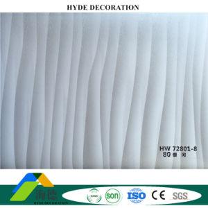 La décoration intérieure de matériel film stratifié panneaux en PVC PVC Panneau mural 72504-62 PVC Panneaux de plafond