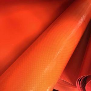 A prueba de polvo de PVC cubierta de lona lona Membrance Laminlated