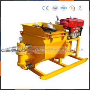 Zhengzhou-Stadt-direkter Hersteller-korrosionsbeständige Kleber-Mörtel-Pumpe
