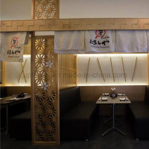 Restaurante moderno Uptop mesa y silla de comedor (SP-CS336)