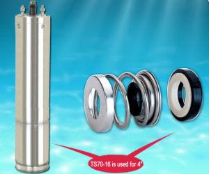 Pompe Submersible Trisun TS70 Joint, joint de moteur de 4  6  8