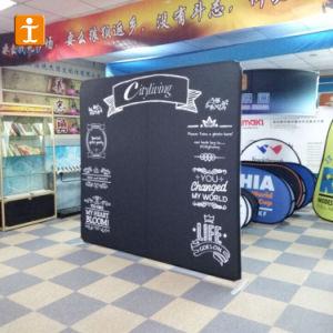 La iluminación de carteles Marco de visualización de publicidad (TJ_17)