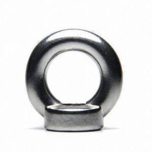 Les écrous à oeil de levage DIN582 d'acier inoxydable