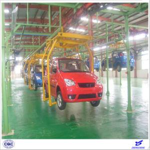 Автоматический конвейер в сборе системы для автомобиля