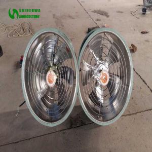 Hitzebeständigkeit u. lärmarmer Gewächshaus-Strömung-Ventilator