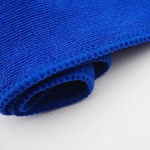70x30cm lingettes de nettoyage en microfibres de verre à vitre Soins pour la voiture de cire détaillant les serviettes de polissage