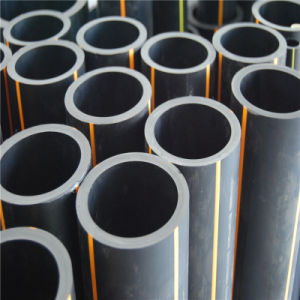 Dia 12 de Buis Grote Zee HDPE Baggeren agua del tubo de HDPE de Pijp