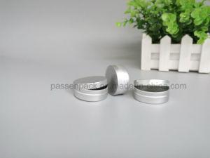 Vaso crema cosmetico di alluminio con la protezione di slittamento (PPC-ATC-022)