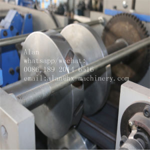 سريعة قابل للتبديل فولاذ [كز] دعامة آلة
