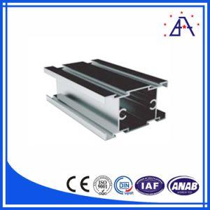 Espulsione di alluminio su ordinazione polacca ISO9001