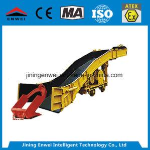 鉱山のトンネルの石のローダーP-15bのスクレーパーの台無しにするローディング機械