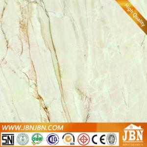 3D Witte Verglaasde Opgepoetste Tegel van de Vloer van het Porselein Ceramische (JM8511D1)